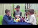 Мастер-класс по собиранию кубика Рубика