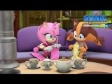 Sonic Boom/Соник Бум - 2 сезон - 37 серия - Девичник