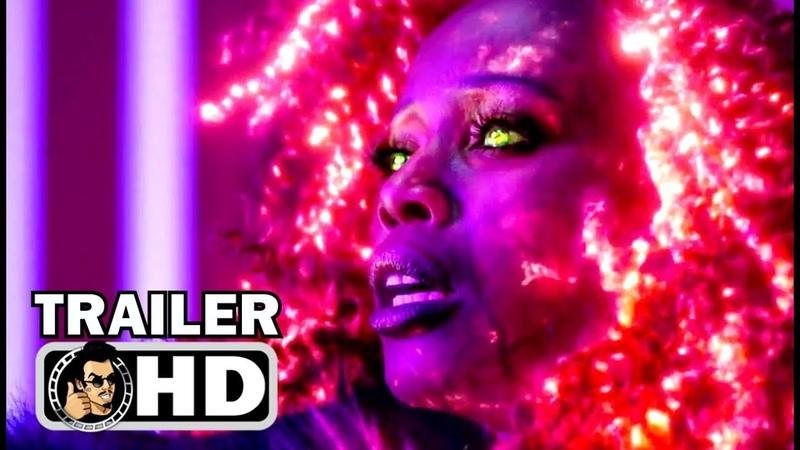 TITANS Official Comic Con Trailer SDCC 2018 DC Series