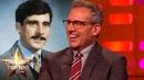 Steve Carell Grew a 70's Porno-stache To Look Tough | The Graham Norton Show
