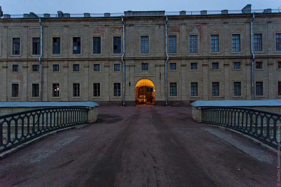 Гатчина Дворцовый парк