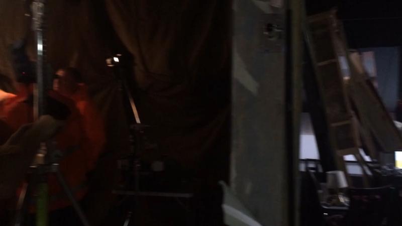 Бекстейдж съемки рекламы отряда Лиза Алерт