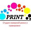 """Студия лазерной резки """"Print"""" г.Нурлат"""