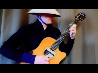 Ewan Dobson - транс-музыка на акустической гитаре