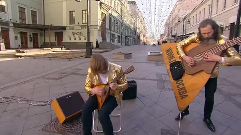 Дуэт ЛАДЫ на 1-ом канале_19.04.19