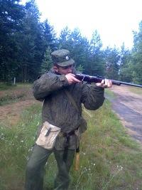 Николай Макуш, 31 июля 1991, Санкт-Петербург, id174637666