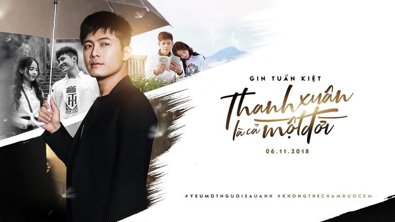 GIN TUẤN KIỆT | Phim ngắn ca nhạc THANH XUÂN LÀ CẢ MỘT ĐỜI (YÊU MỘT NGƯỜI SAU ANH)