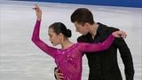Елизавета Худайбердиева и Никита Назаров. Юниорский чемпионат мира 2019. РТ