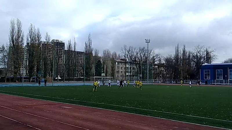 ФК Буревестник - ФК Кубань 1:1 Гол Давид Наниев (60'мин.)