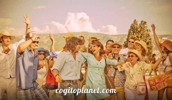 Греция: Моё большое греческое лето (х/ф)
