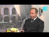 Время встречать гостей.  Президент Фестиваля Д.В.Ершов