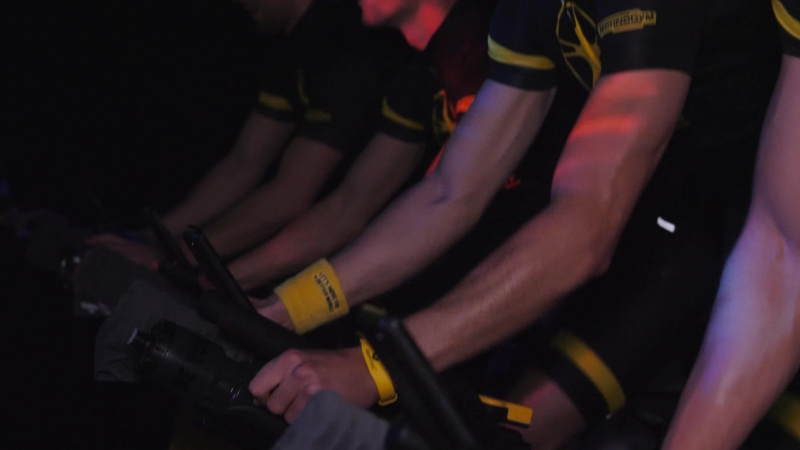 Yellow Cycle Party