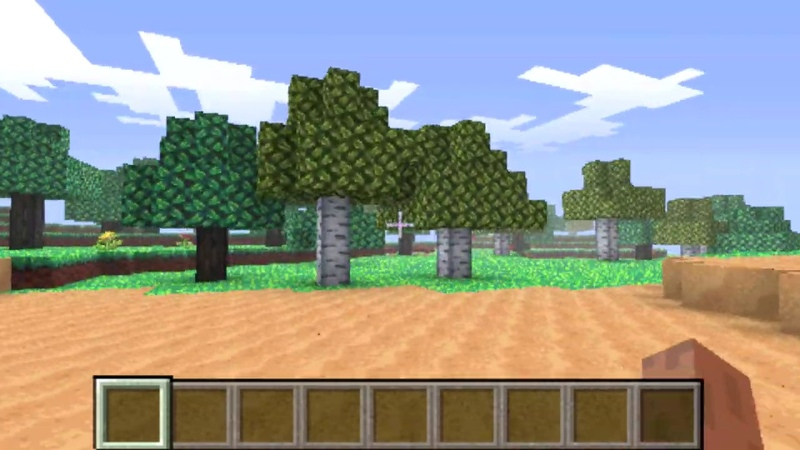 Minecraft PSP PixelDaydreams 1.0 (Texture Pack)