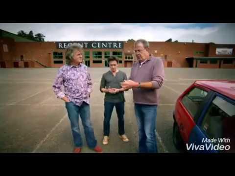 Top Gear Испытание Старых Хэтчбеков ч1