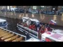 Фанаты Аргентины на канале Грибоедова