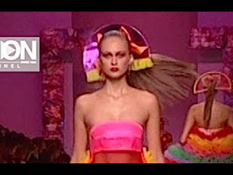 AGATHA RUIZ DE LA PRADA Spring Summer 2009 Milan Fashion Channel