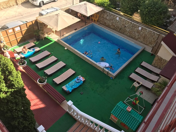 """Искали место для своего отпуска и нашли отель """"Астра"""" в пригороде Анапы. Недорог..."""