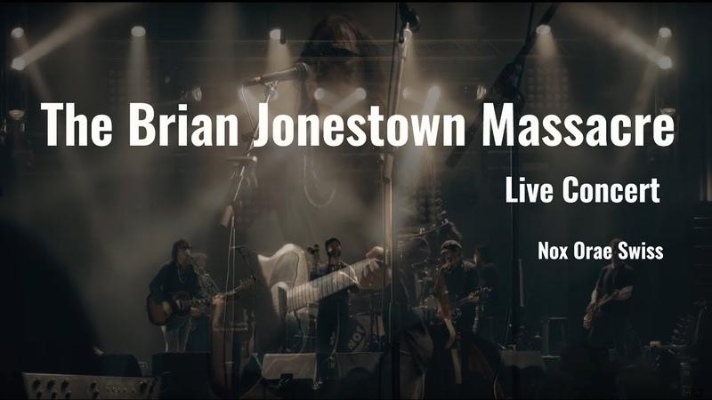 THE BRIAN JONESTOWN MASSACRE - NOX ORAE 2016 | Full HD Live Performance