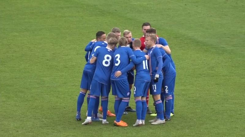 Iceland U21 vs Slovakia U21 (11.09.2018) ★ FIRST HALF