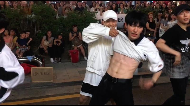[180818] Allplayercrew - Leo (강레오), Jekyun (임제균), Sanghee (한상희), Byungdu (임병두) EXO, BTS, Psy more!
