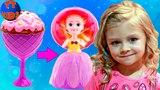СЮРПРИЗЫ для Ярославы! Керамическая Кукла и Кукла с ароматом Карамели Видео для детей