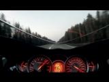 Из Серова в Екатеринбург на скорости до 300 км/ч на мотоцикле Suzuki Hayabusa