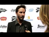 John Wick: Keanu Reeves Fantastic Fest Fantastic Fest Movie Premiere Interview