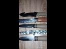 Ножі Columbia та ін.