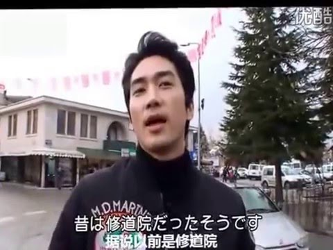 Song Seung Heon Turkey - Cappadocia 2014 interview.