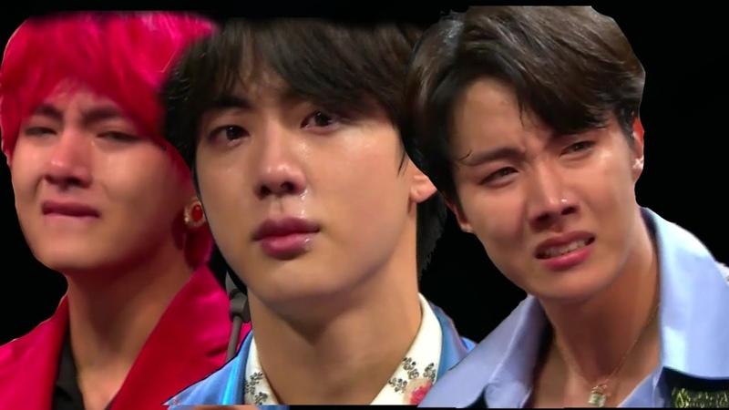 BTS Don't Cry 'Daesang Artist Of The Year' @ BTS MAMA In HongKong 2018