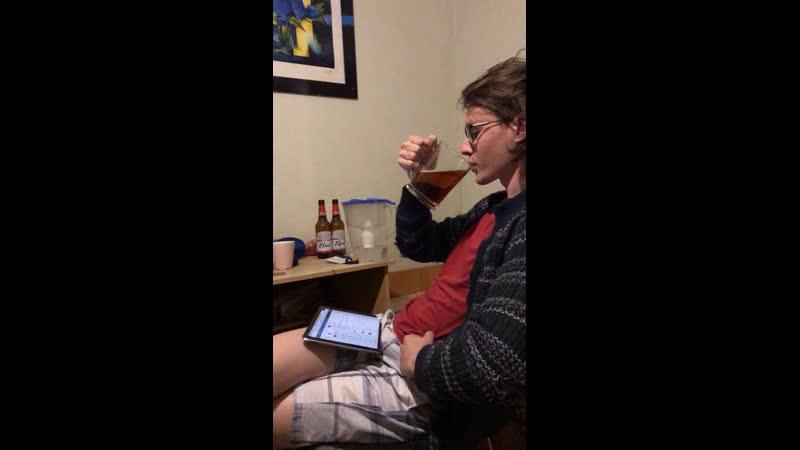 Царь рассуждает о пиве