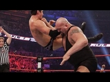 (WWE Mania) Extreme Rules 2011 Big Show and Kane(c) vs Barrett and Ezekiel
