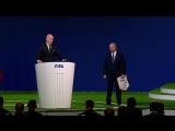 Заседание 68-го конгресса ФИФА