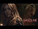 Shadowhunters ○ Gasoline ○ Blue Rook