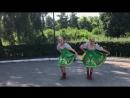 Танцевальный дуэт TWIX Барыня