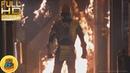 Джакс против Сайракса.Фильм Смертельная битва 2: Истребление 1997 (Mortal Kombat)