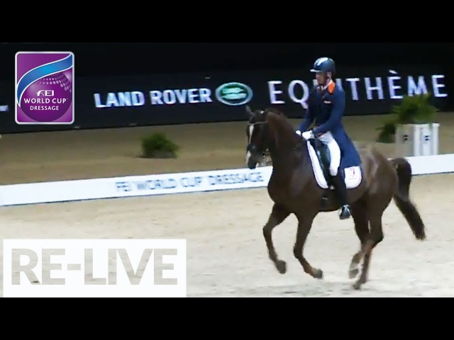 ReLive | FEI World Cup™ Dressage 2017-18 Grand Prix - Lyon (FRA)