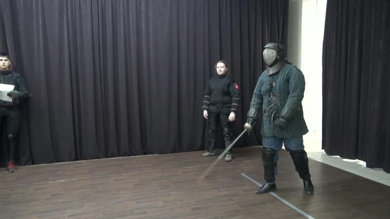 Тарасевич И. - Сафаров Т.