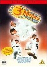 3 ninjas contraatacan (Tres pequeños ninjas 2) (1994) - Latino