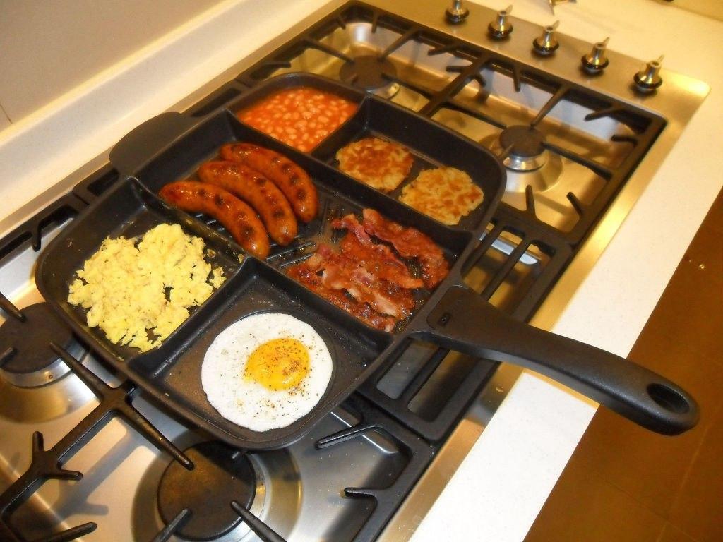 Подарите мне такую сковородку