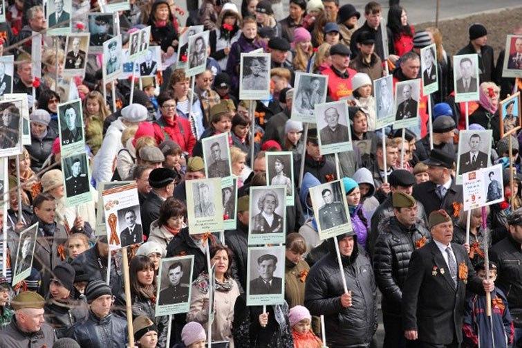 Акция «Студенческий Бессмертный полк» пройдет в Ростове