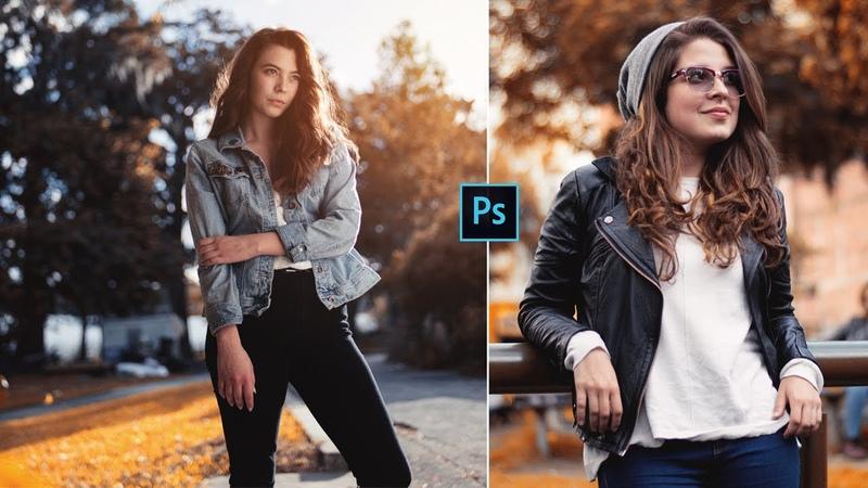 Create Dramatic Backlight Effect   Pro Orange in Photoshop