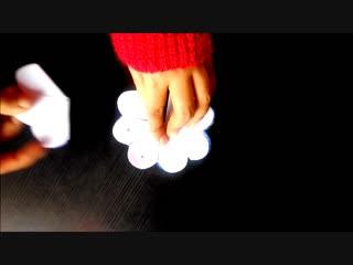How to Make DIY Pop Up Card Flower 1- Paper Craft - Handmade Craft