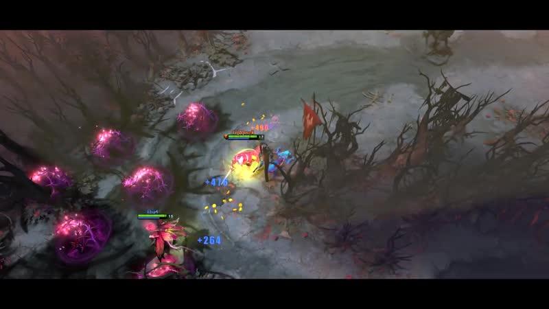 [Boroda4 Gaming] Короче Говоря, Сегодня Я Играл За Dark Willow 2 [Dota 2]