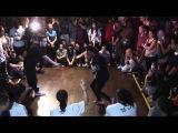 FABiO vs NADEEYA at House Dance UK 2013 Semi Finals