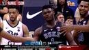 Zion WIlliamson Duke vs Pittsburgh | 1.22.19 | 25 Pts, 7 Rebs, 7 Ast, Best College Freshmen Ever!