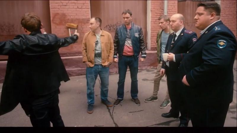 Смертельная битва полицейский с Рублевки