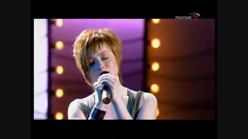 Юлия Савичева – Если в сердце живет любовь (Субботний вечер, 2006)