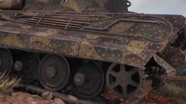 World of Tanks Они просто безумцы Шалости 36