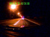 Задержание пьяного водителя по дороге на Сизьму.